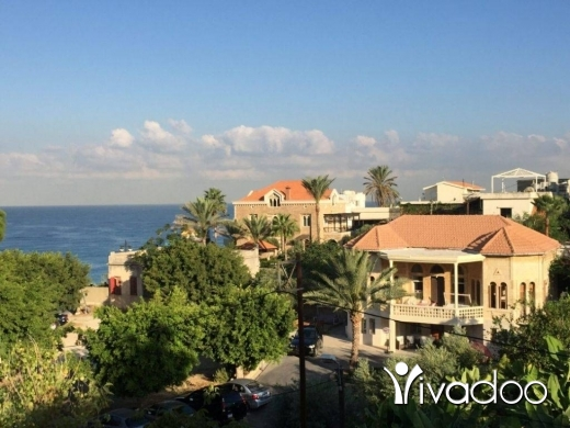 Apartments in Jbeil - Apartment for rent in Jbeil Lebanon with sea view