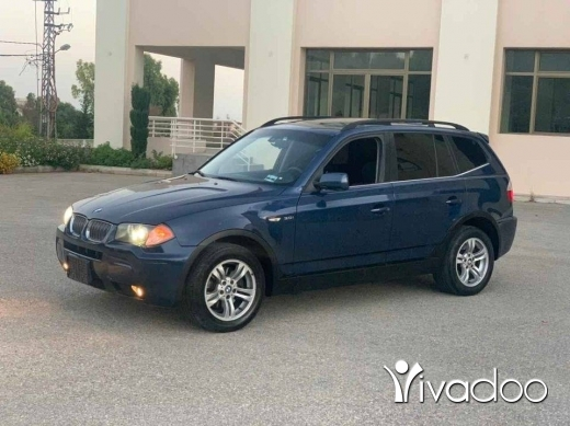 BMW in Nabatyeh - x3 موديل ٢٠٠٦