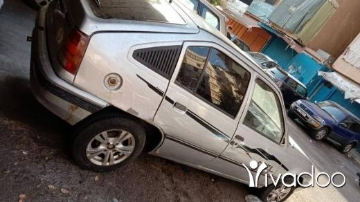 Opel in Tripoli - اوبل كاديت ٨٨