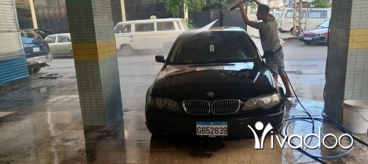 BMW in Tripoli - New boy moudel 2004