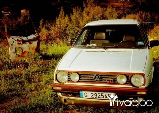 Volkswagen in Hadeth - golf 2 gti