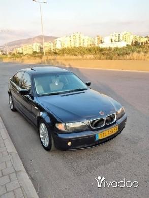 BMW in Tripoli - - Bmw new boy 325 / 2003