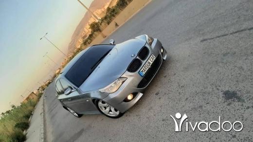 BMW in Tripoli - Bmw E60 525 / 2005