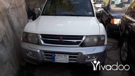 Mitsubishi in Bakhoun - ضبع موديل ٢٠٠١