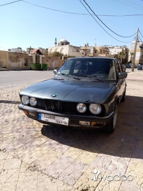 BMW in Tripoli - bmw 520i