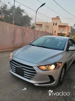 Hyundai in Jiyeh - hyundia Elantra 2017
