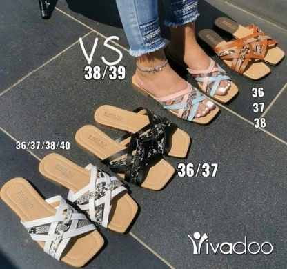 Clothes, Footwear & Accessories in Beirut City - Slippers