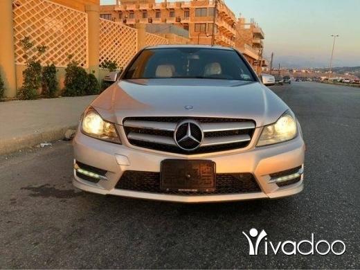 Mercedes-Benz in Tripoli - Mercedes benz C 250