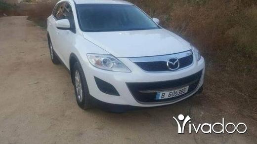 Mazda in Tripoli - Mazad 2012