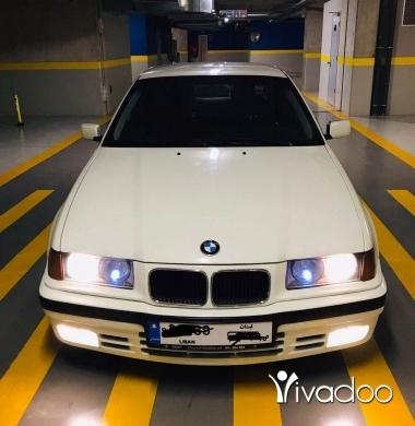 BMW in Akkar el-Atika - bmw Boy 316