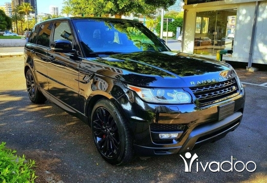 Rover in Beirut City - RANGE ROVER 2015