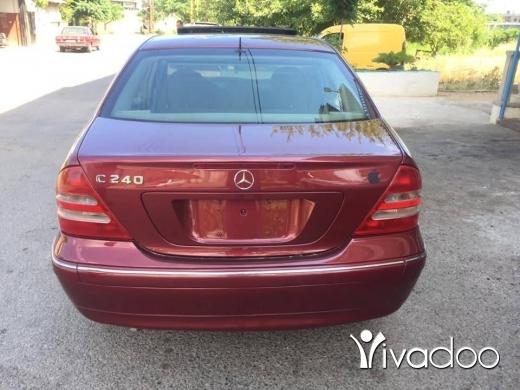 Mercedes-Benz in Minieh - Mercedes C240