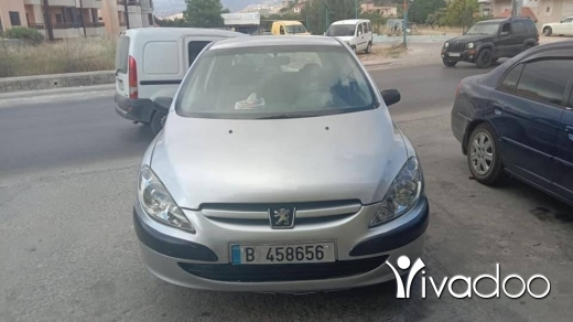 Peugeot in Nabatyeh - بيجو شركه