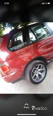 BMW in Tripoli - bmw x5