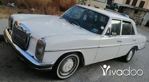 Mercedes-Benz in Tripoli - Mercedes اطش 200