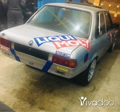 BMW in Ghazzeh - Bmw e21 mjahaze drift