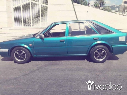 Nissan in Jdeideh - NISSAN BLUEBIRD  1989