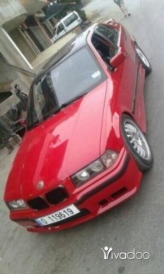 BMW in Akkar el-Atika - BMW Boy 318
