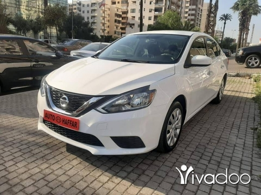 Nissan in Tripoli - Nissan Sentra 2017