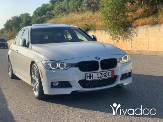 BMW in Minieh - BMW F30 2015