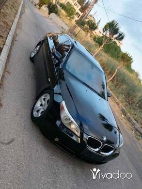 BMW in Ketermaya - BMW 525 black 2006