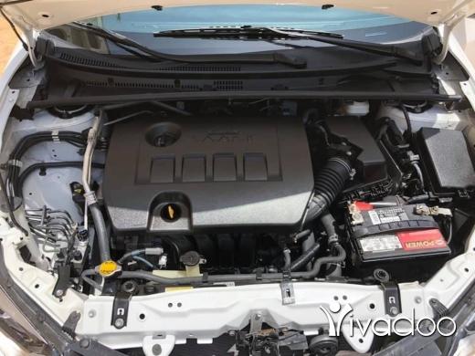 تويوتا في صور - Toyota Corolla 2014