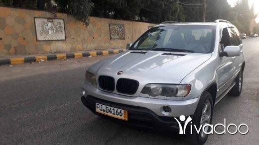 BMW in Tripoli - bmw X5 ankad