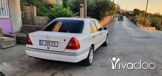مرسيدس بنز في حلبا - Mercedes C220 موديل 94