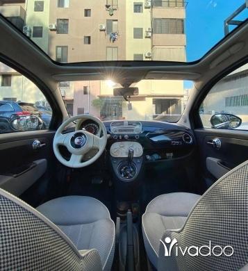 Fiat dans Beyrouth - Fiat 500