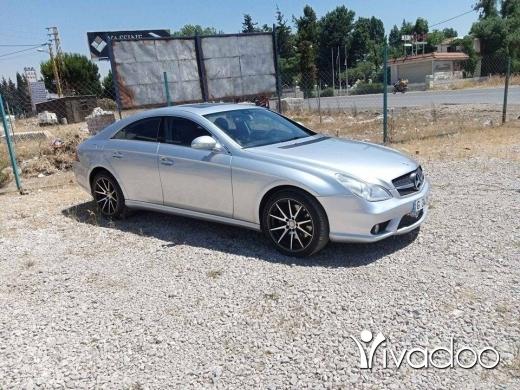 Mercedes-Benz in Jdita - merceds cls 500 model 2006
