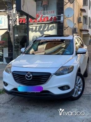 Mazda in Tripoli - Mazda CX9