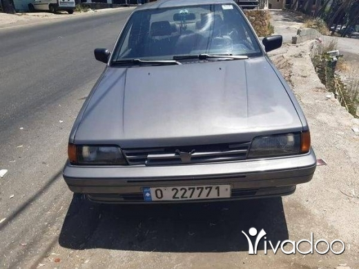 نيسان في عاليه - Nissan sunny 88 4 wheel drive