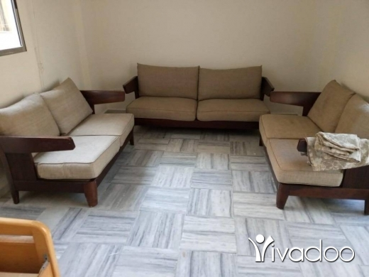 House Clearance in Hamra - A sitting room rarely used & in excellent condition, built of the sturdy long-life American wood