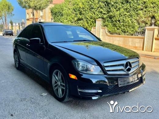 Mercedes-Benz in Baalback - Mercedes c250