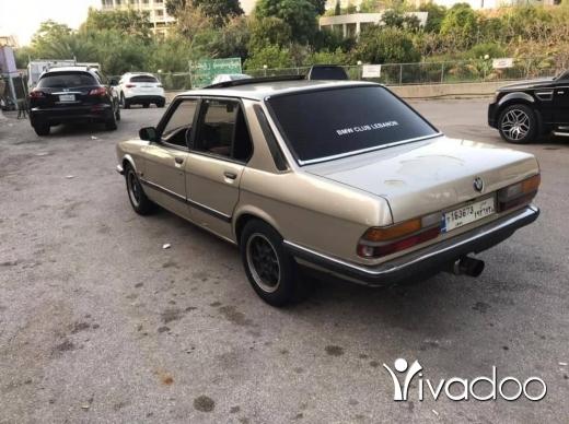 BMW in Amchit - 528 mod85 ankad
