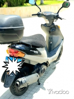 Motorbikes & Scooters in Beirut City - Address 125