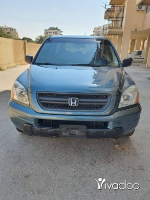 Honda in Tripoli - Honda Pilot