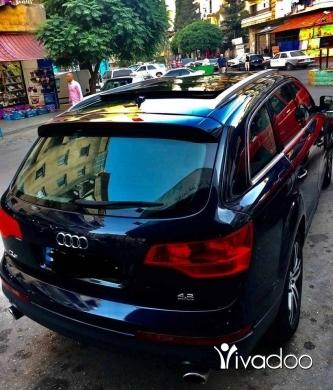 Audi in Karsita - Audi Q7