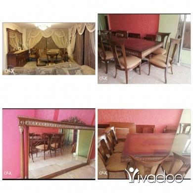 Office Furniture & Equipment in Saida - غرفة سفره كامله