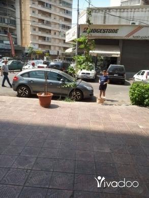 Citroen in Tripoli - سيترون ٢٠٠٩ اتوماتيك