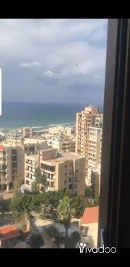 Apartments in Aramoun - شقة مطلة بحر للبيع في دوحة عرمون