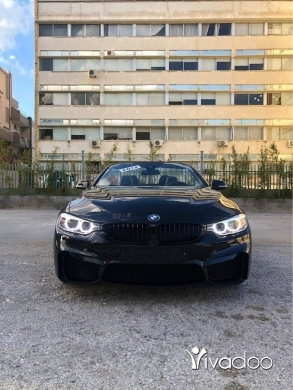 BMW in Beirut City - BMW 428 i 2015 Look M clean # 81_665555