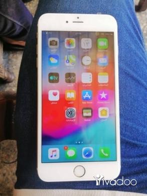 Phones, Mobile Phones & Telecoms in Saida - iPhone 6 plus