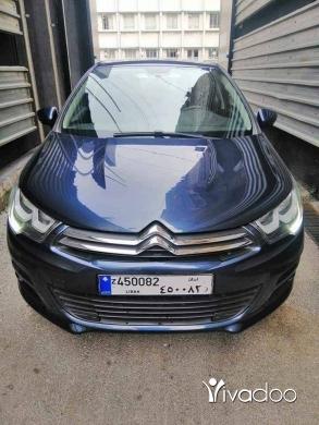 Citroen in Beirut City - Citroën C4