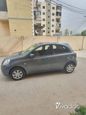 Nissan in Tripoli - Nissan Micra (2015)