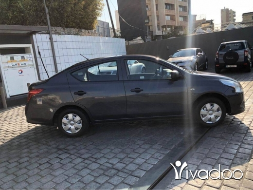 Nissan in Beirut City - Nissan sunny 2016 # 81_665555