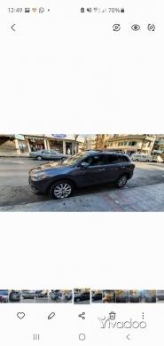 Mazda in Tripoli - 2015 cx9 gt مميزة وجديدة