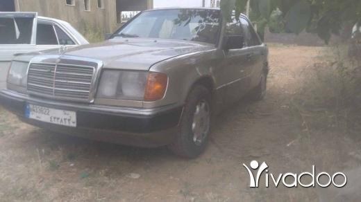 Mercedes-Benz in Tripoli - 300 موديل 87