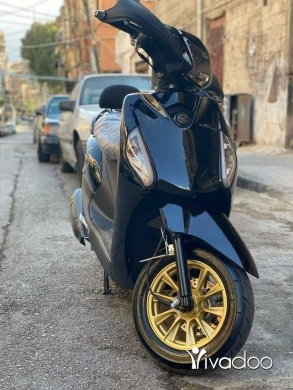 Motorbikes & Scooters in Tripoli - سويت عزو ٢٠٢١