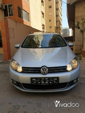 Volkswagen in Beirut City - Golf model 2012
